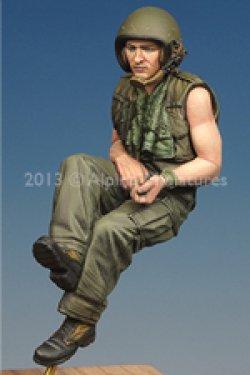 画像5: Alpine Miniatures[AM35161]1/35米戦車兵 ベトナム戦争 #2