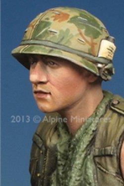 画像3: Alpine Miniatures[AM35161]1/35米戦車兵 ベトナム戦争 #2