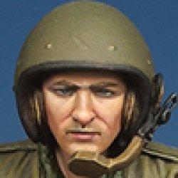 画像1: Alpine Miniatures[AM35161]1/35米戦車兵 ベトナム戦争 #2