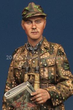 画像3: Alpine Miniatures[AM35164]1/35武装親衛隊擲弾兵将校(ノルマンディ戦)