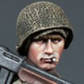 Alpine Miniatures[AM35169]1/35 WW2 米 BAR 銃手