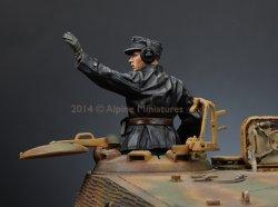 画像5: Alpine Miniatures[AM35172]1/35 武装親衛隊装甲部隊指揮官(革ジャケット着用)#1