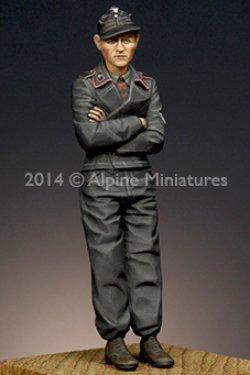 画像2: Alpine Miniatures[AM35176]1/35 WWII独 国防軍戦車指揮官♯2
