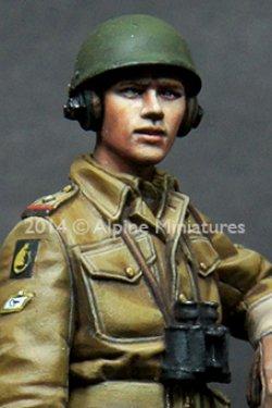 画像2: Alpine Miniatures[AM35178]WWII 英 王室戦車軍団 戦車兵 #1