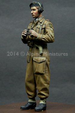 画像4: Alpine Miniatures[AM35179]WWII 英 王室戦車軍団 戦車兵 #2
