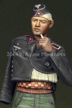 画像2: Alpine Miniatures[AM35182] 負傷したドイツ戦車兵#2