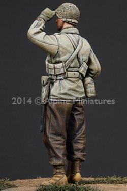 画像3: Alpine Miniatures[AM35185] 1/35 WWII米 歩兵(M43ジャケット冬装)