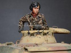 画像3: Alpine Miniatures[AM35188]武装親衛隊戦車指揮官(迷彩ジャケット)#2