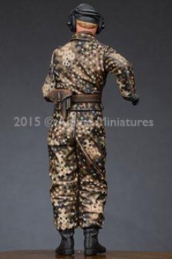 画像5: Alpine Miniatures[AM35188]武装親衛隊戦車指揮官(迷彩ジャケット)#2