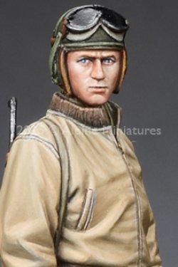 画像2: Alpine Miniatures[AM35190]WWII 米戦車兵 #1(冬季ジャケット、M1カービン)