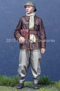 Alpine Miniatures[AM35196]1/35 WWII フランス戦車兵