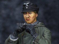 画像3: Alpine Miniatures[AM35200]1/35 武装親衛隊戦車クルー 防寒服 ハリコフの戦い