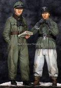 Alpine Miniatures[AM35201]1/35 ヨアヒム・パイパー&下士官 ハリコフの戦い(2体セット)