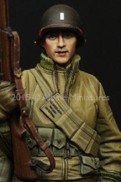 画像2: Alpine Miniatures[AM35202]1/35 WWII米 歩兵(防寒ジャケット)