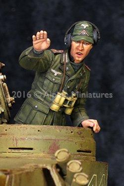 画像1: Alpine Miniatures[AM35208]1/35 WWII独 ティーガー指揮官 チュニジア