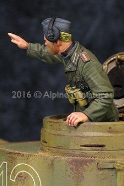 画像4: Alpine Miniatures[AM35208]1/35 WWII独 ティーガー指揮官 チュニジア