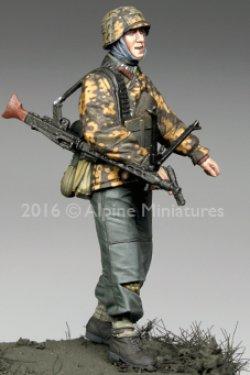 画像1: Alpine Miniatures[AM35211]1/35 WWII独 武装親衛隊機銃手 ハンセン戦闘団(バルジの戦い)