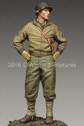 Alpine Miniatures[AM35218]1/35 WWII米 第3機甲師団 二等軍曹(タンカージャケット)