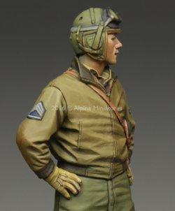 画像3: Alpine Miniatures[AM35218]1/35 WWII米 第3機甲師団 二等軍曹(タンカージャケット)