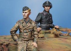 画像5: Alpine Miniatures[AM35225]1/35 WWII独 武装親衛隊 ティーガー搭乗員(2体セット)