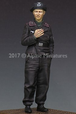画像1: Alpine Miniatures[AM35226]1/35 WWII独 国防軍戦車クルー #1(パンツァージャケット)
