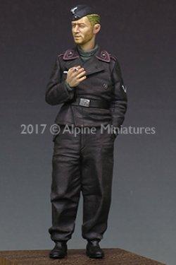 画像2: Alpine Miniatures[AM35226]1/35 WWII独 国防軍戦車クルー #1(パンツァージャケット)