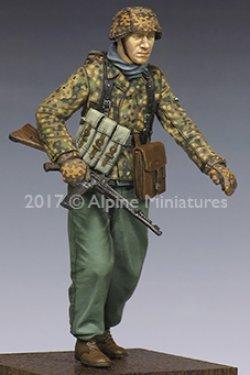 画像2: Alpine Miniatures[AM35229]1/35 WWII独 武装親衛隊下士官 ハンセン戦闘団 #1