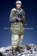 Alpine Miniatures[AM35235]1/35 WWII独 武装親衛隊下士官 第三次ハリコフ戦