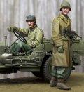 Alpine Miniatures[AM35243]1/35 WWII米 下士官&運転兵(2体セット)