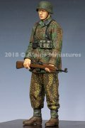 Alpine Miniatures[AM35244]1/35 WWII独 SS擲弾兵 G43ライフル