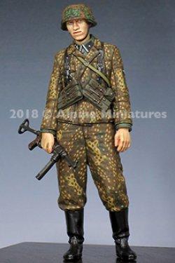 画像2: Alpine Miniatures[AM35245]1/35 WWII独 SS下士官 MP40短機関銃