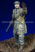 Alpine Miniatures[AM35248]1/35 WWII独 降下猟兵 アルデンヌ戦 #2