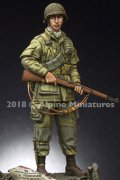 Alpine Miniatures[AM35251]1/35 WWII米 第101空挺師団 兵士