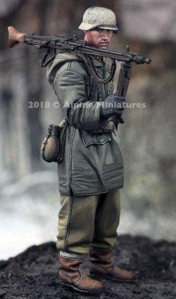 画像1: Alpine Miniatures[AM35256]1/35 WWII 独 武装親衛隊 MG42ガンナー ハリコフ