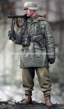 画像2: Alpine Miniatures[AM35256]1/35 WWII 独 武装親衛隊 MG42ガンナー ハリコフ