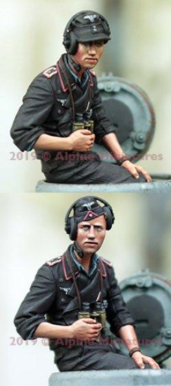 画像1: Alpine Miniatures[AM35264]1/35 WWII 独 ドイツ陸軍 腕まくりしたうで夏場の戦車兵#2