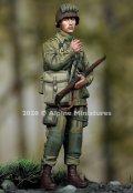Alpine Miniatures[AM35276]1/35 WWII 米 第101空挺師団 兵士#2