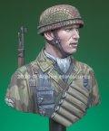 Alpine Miniatures[AMB004]1/16 WWII 独 ドイツ第6降下猟兵連隊 降下猟兵胸像