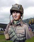 Alpine Miniatures[AMB002] 1/16 WWII米 第82空挺師団「オールアメリカン」バストモデル