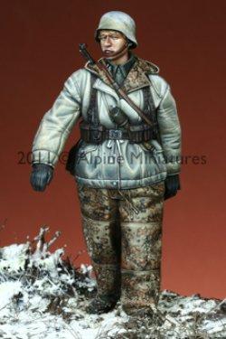画像5: Alpine Miniatures[S0003]「冬季パトロール」武装親衛隊 4体セット(200セット限定)