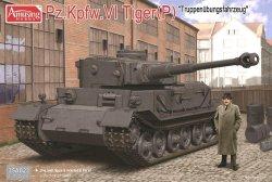 画像1: アミュージングホビー[AMH35A023]1/35 ドイツ重戦車 ティーガー(P)