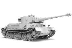 画像2: アミュージングホビー[AMH35A023]1/35 ドイツ重戦車 ティーガー(P)