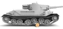 画像3: アミュージングホビー[AMH35A023]1/35 ドイツ重戦車 ティーガー(P)
