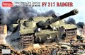 アミュージングホビー[AMH35A034]1/35 イギリス重駆逐戦車 FV217バジャー