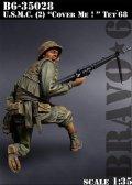 "Bravo6[B6-35028]1/35 米海兵隊(2)""援護を頼む"" テト攻勢'68"