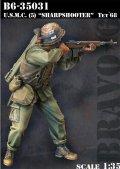 Bravo6[B6-35031]1/35 米海兵隊(5)一級射手 テト攻勢'68