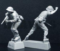 画像3: Bravo6[B6-35046]1/35 ベトナム極秘作戦 北ベトナム特殊部隊(2体セット)