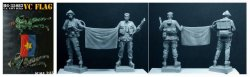 画像2: Bravo6[B6-35082]1/35 米 ベトコン旗を持つネイビーシールズ