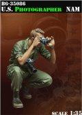 Bravo6[B6-35086]1/35 ベトナム 戦場カメラマン