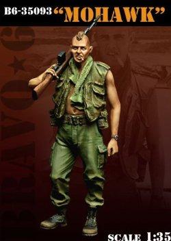 画像1: Bravo6[B6-35093]1/35 モヒカン米兵(ベトナム)